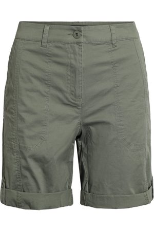 Brandtex Kvinder Shorts - Casual Shorts - Deep Lichen Green - 52