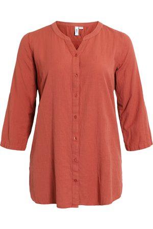 Ciso Kvinder Langærmede skjorter - Skjorte - Bruschetta - 42