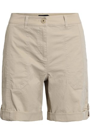 Brandtex Kvinder Shorts - Casual Shorts - Safari - 34