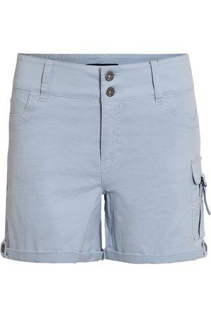Jensen Kvinder Shorts - Casual Shorts - Kentucky Blue - 12 cm / 38