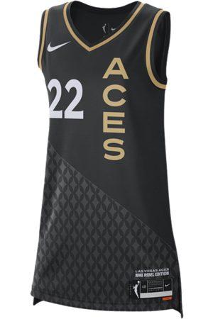 Nike A'ja Wilson Aces Rebel Edition- Dri-FIT WNBA Victory-trøje til kvinder