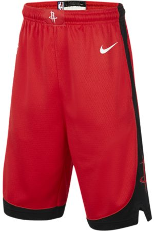 Nike Shorts - Houston Rockets Icon Edition- NBA Swingman-shorts til store børn