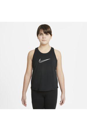 Nike Dri-FIT Trophy-trænings-tanktop til større børn (piger) (udvidet størrelse)
