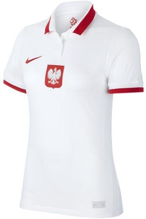 Nike Kvinder T-shirts - Polen 2020 Stadium Home-fodboldtrøje til kvinder