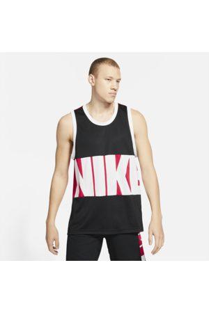 Nike Mænd T-shirts - Dri-FIT-basketballtrøje til mænd