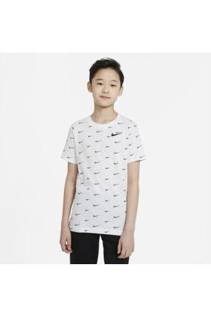 Nike Sportswear-T-shirt til store drenge