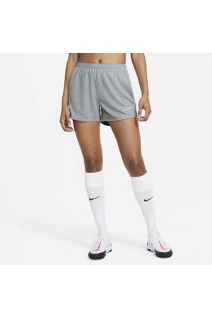 Nike Dri-FIT Academy-fodboldshorts i maskinstrik til kvinder