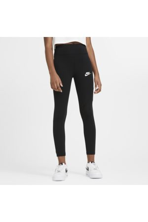 Nike Sportswear-leggings med høj talje til store børn (piger)