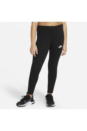 Nike Sportswear Favorites-leggings med høj talje til store børn (piger) (udvidet størrelse)