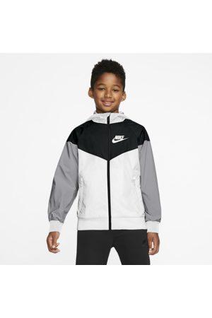 Nike Drenge Træningsjakker - Sportswear Windrunner-jakke til store børn (drenge)