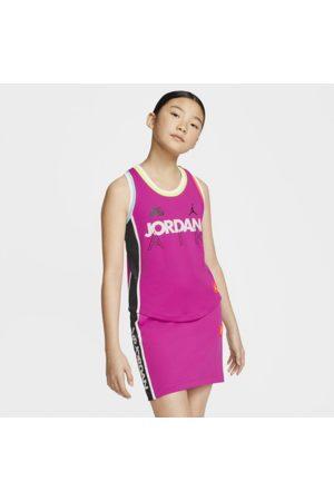 Nike Air Jordan-tanktop til store børn (piger)