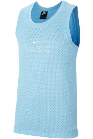 Nike Mænd Træningstoppe - Maskinstrikket Sportswear FC Barcelona-fodboldtanktop