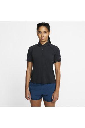 Nike Court-tennispolo til kvinder