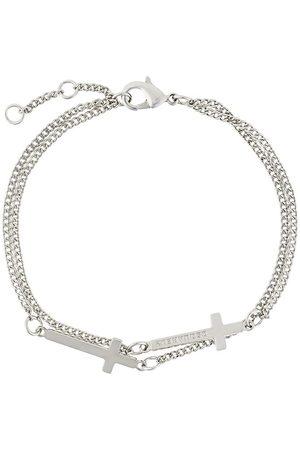Dsquared2 Mænd Armbånd - Cross bracelet