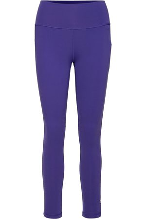adidas Kvinder Træningstights - Believe This Primeblue 7/8 Tights W Running/training Tights Lilla