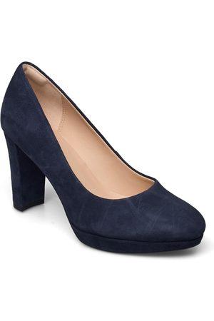 Clarks Kendra Sienna Shoes Heels Pumps Classic