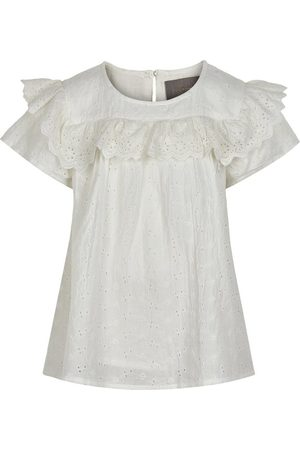 Creamie Blouse Embroidery SS (821614)