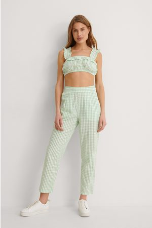 NA-KD Kvinder Trekvartbukser - Økologiske Cropped Bukser