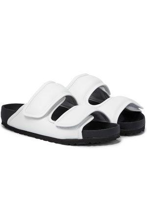 Birkenstock Kvinder Sandaler - X CSM Cosy leather sandals