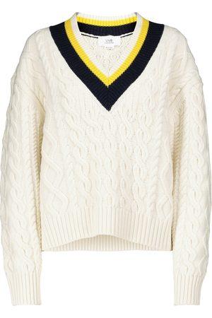 Victoria Victoria Beckham Kvinder Strik - Cable-knit sweater