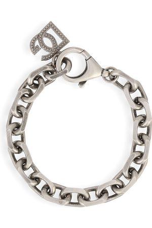 Dolce & Gabbana Mænd Armbånd - Kraftigt kædearmbånd