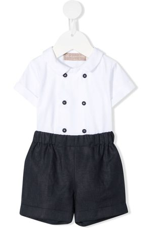 LA STUPENDERIA Piger Playsuits - All-in-one playsuit med paneler
