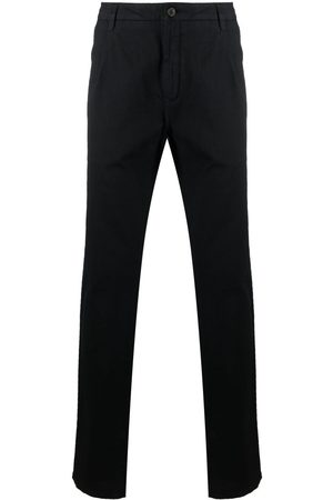 CANALI Mænd Chinos - Slim-cut chino trousers