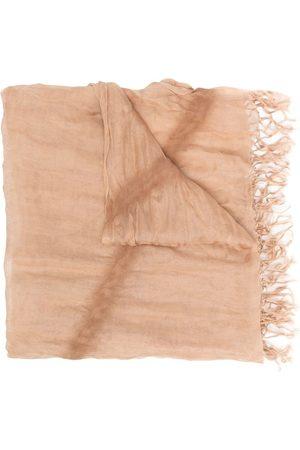 Issey Miyake Tørklæder - 00'er tørklæde med frynser