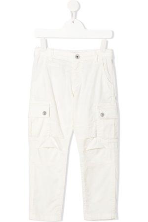Brunello Cucinelli Cargo-bukser med mellemhøj talje