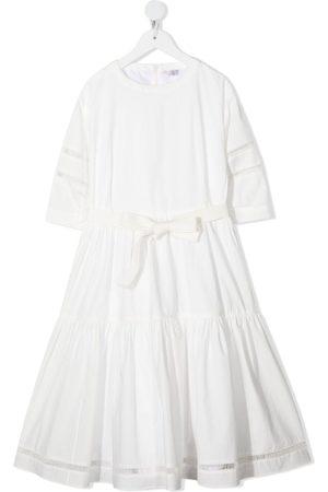 Brunello Cucinelli Piger Kjoler - Kjole med samledetalje