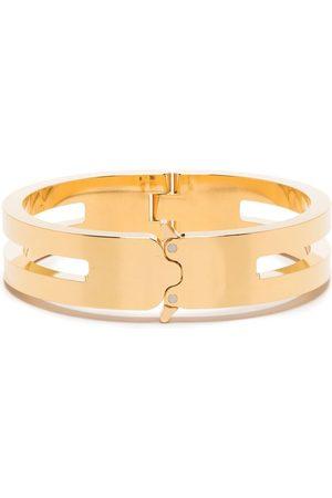 1017 ALYX 9SM Cut-detail clasp bracelet
