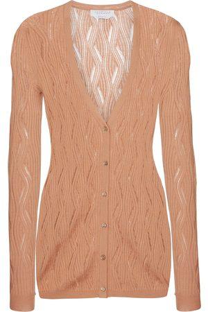 GABRIELA HEARST Kvinder Cardigans - Carter cashmere and silk cardigan