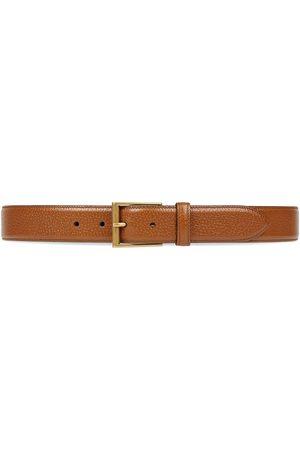 Gucci Mænd Bælter - Square buckle waist belt
