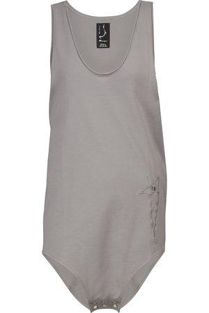 Rick Owens Kvinder Bodies - X Champion® cotton jersey bodysuit
