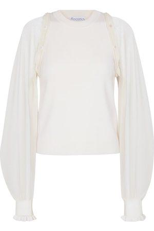 J.W.Anderson Kvinder Strik - Wool sweater
