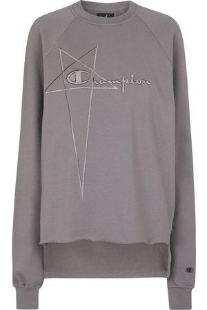 Rick Owens Kvinder Sweatshirts - X Champion® cotton sweatshirt