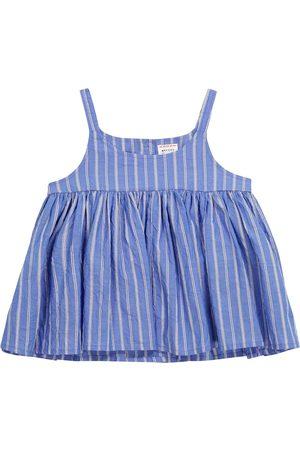 MORLEY Nina Waldo striped cotton top