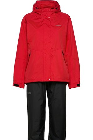 Weather Report Kvinder Regntøj - Carlene W Awg Rain Set W-Pro 10000 Outerwear Rainwear Rain Coats