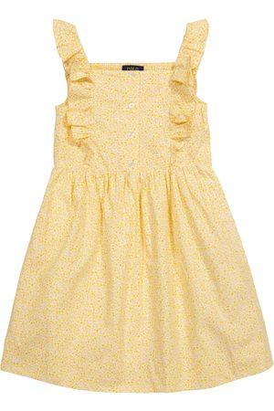 Ralph Lauren Floral cotton dress