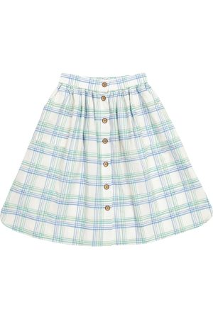 MORLEY Piger Nederdele - Lea Concord checked cotton skirt