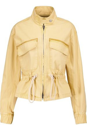 VERONICA BEARD Roz drawstring cotton jacket