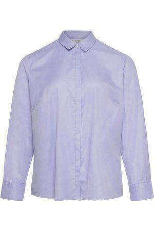 MANGO Oxford7 Langærmet Skjorte