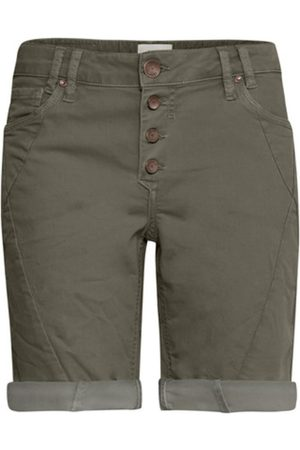 Pulz jeans Rosita Shorts Army 50205345