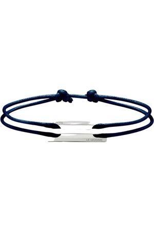 Le Gramme The 25/10g Cord Bracelet