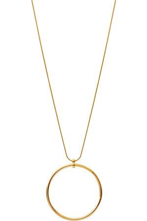 Dansk Copenhagen Kvinder Halskæder - Necklace Tabitha Single Circle