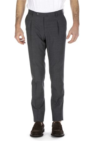 PT01 Mænd Chinos - Trousers Grey