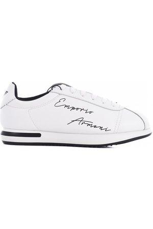 Emporio Armani Sneakers à gros logo