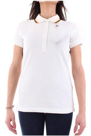 K-Way K111NYW Short sleeves polo