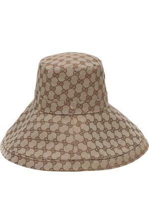 Gucci Kvinder Hatte - California Original Gg Bucket Hat