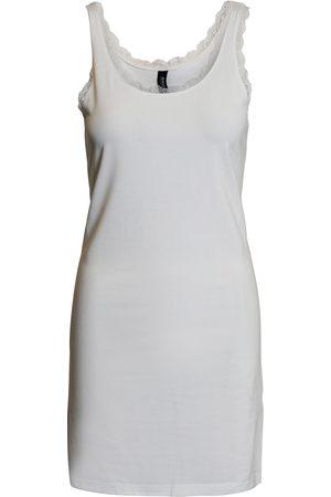 Jensen Kvinder Toppe - Lang top - Off White - S